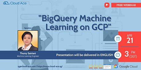 BigQuery Machine Learning on GCP tickets