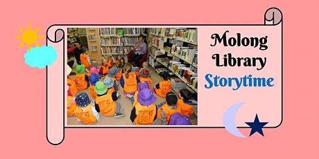 Molong Library Storytime tickets