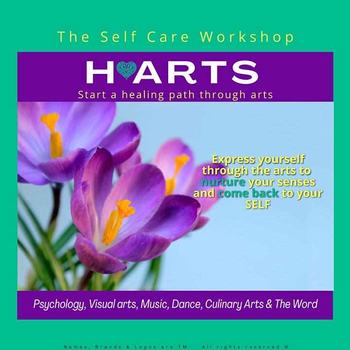 H*ARTS; The Self Care Workshop (Womxn Only Edition) image