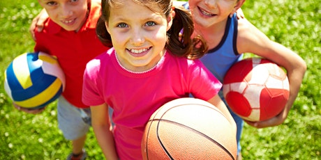 April 2021 School Holidays Basketball Clinic 4-6 year olds tickets