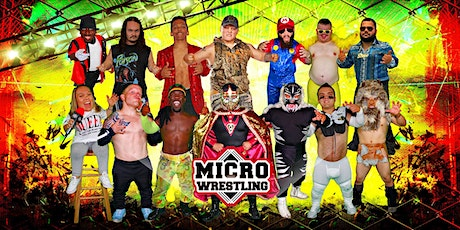 Micro Wrestling Invades Robstown, TX! tickets