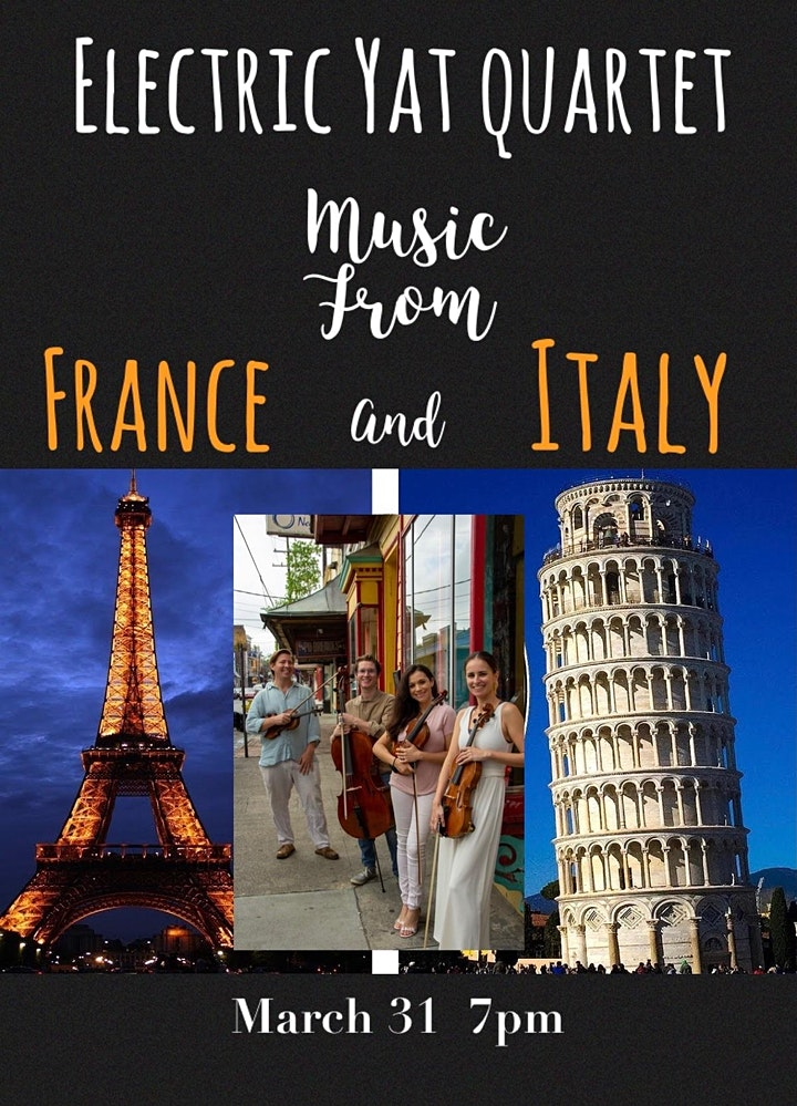 FRANCE & ITALY! image