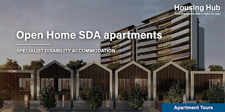 High Physical Support and Fully Accessible SDA Apartment Tours-Palm Beach tickets