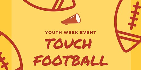 Youth Week Event | Touch Football tickets