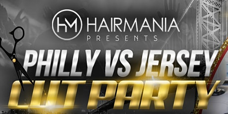 HAIRMANIA PHILLY VS JERSEY CUT PARTY LIVE PERFORMANCE BY ROCKY!! tickets