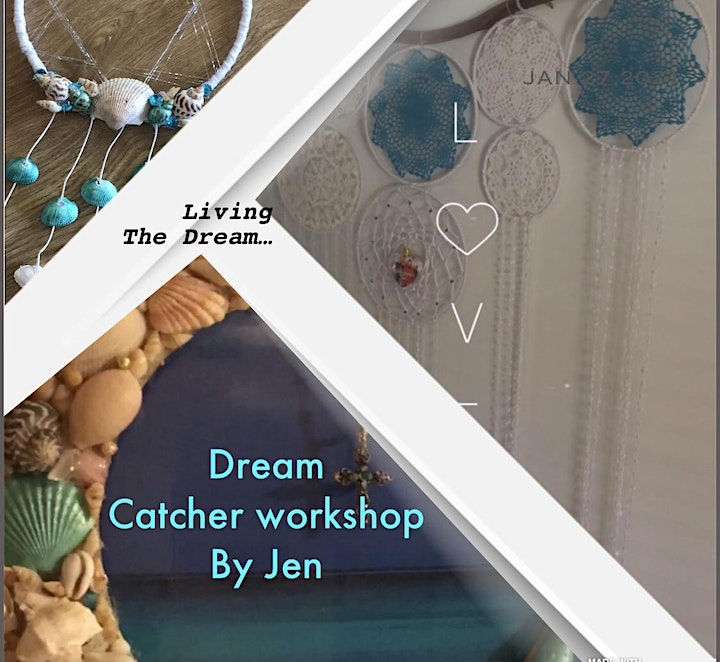 Dream Catcher Workshop Sacred  Ancestry Healing Clearing & DNA Healing image