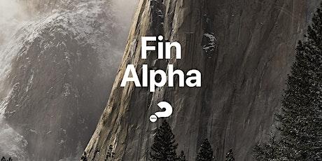 Fin Alpha  10 de Julio  (única fecha) ingressos