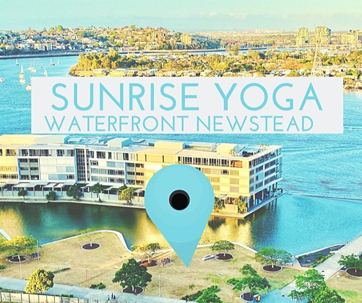 Yoga in the Park- Waterfront Newstead image
