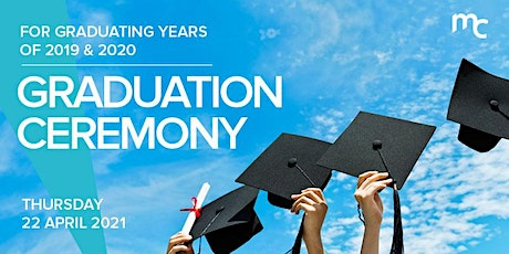 2021 Macleay College Graduation Ceremony tickets