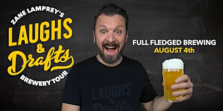 FULL FLEDGED  •  Zane Lamprey's  Laughs & Drafts  • Council Bluffs, IA tickets