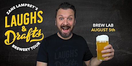 BREW LAB  •  Zane Lamprey's  Laughs & Drafts  • Overland Park, KS tickets