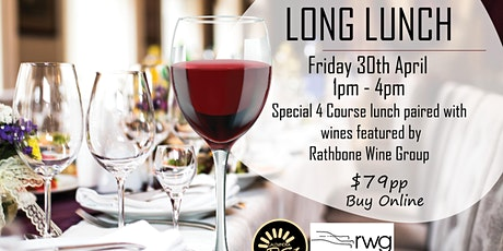 Caloundra RSL Long Lunch tickets