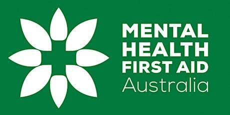 Koha Cafe EOI- Mental Health First Aid Training tickets