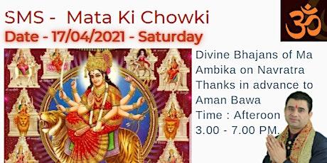Mata Ki Chowki tickets