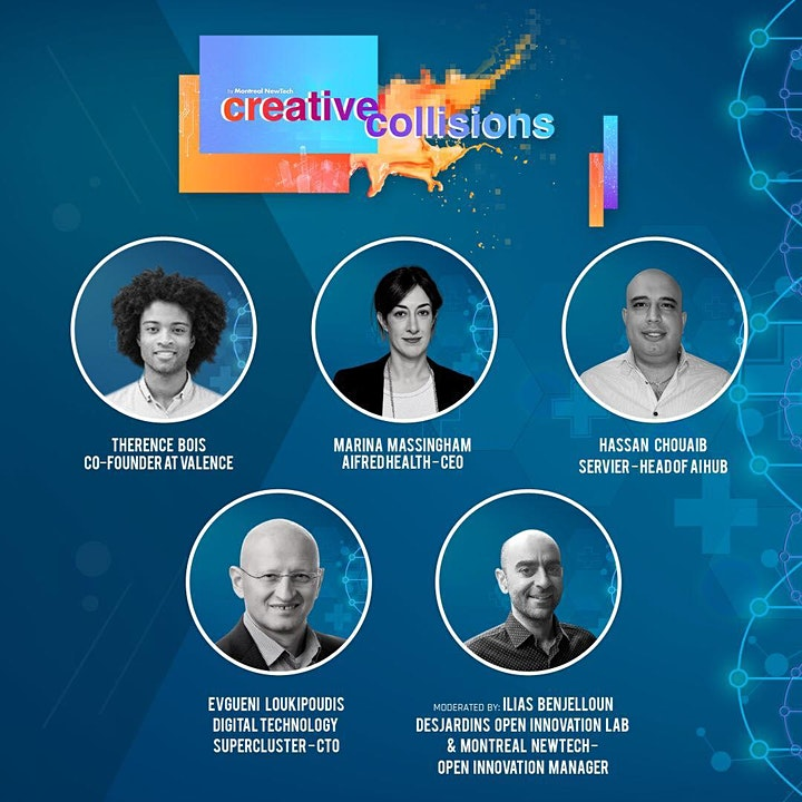 Creative Collisions - AI, Quantum Computing, IoT & the future of Healthcare image