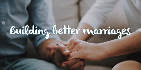 Building Better Marriages tickets