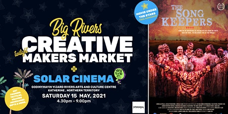 Big Rivers Creative Makers Market + Solar Cinema tickets