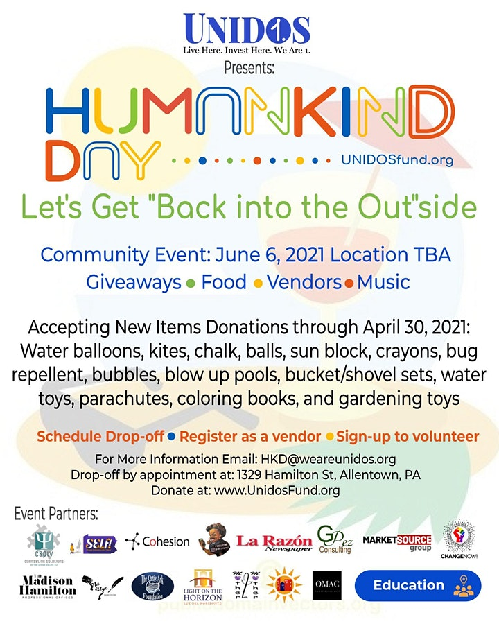 HUMANKIND DAY: Summer Toy Giveaway image