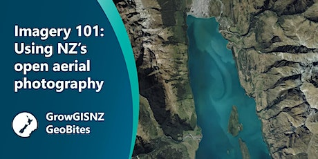 Imagery 101: Using NZ's open aerial photography tickets