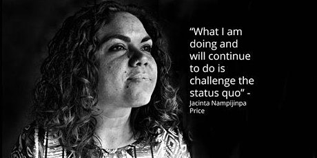 Jacinta Price - Challenging the Status Quo tickets