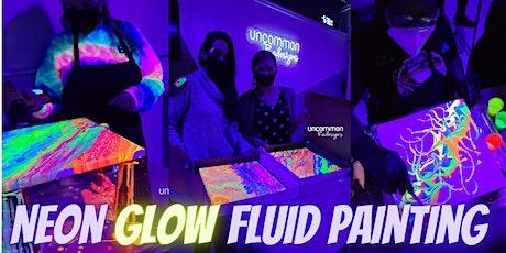 Neon GLOW Acrylic Fluid Painting tickets