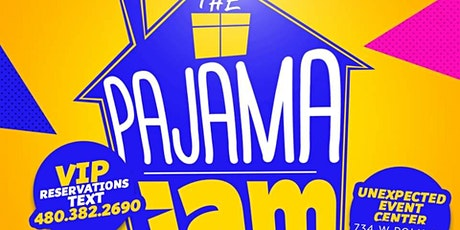 The Pajama  Jam 90s Hip Hop and R&B Edition PartII tickets