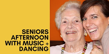 SECC Open Afternoon with Music and Dancing for Seniors tickets