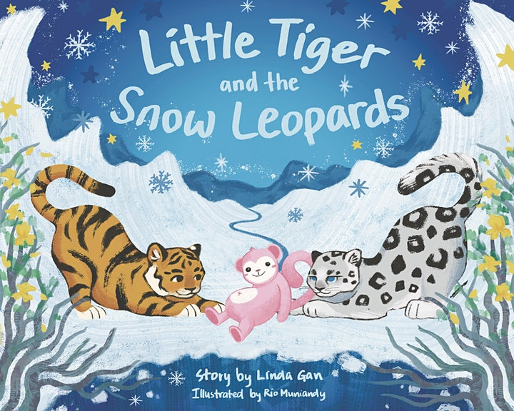 Farm Day Out SWAG Story Time:  Little Tiger and the Snow Leopards image