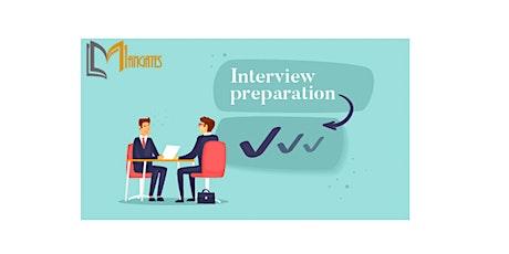 Preparing for Job Interviews 1 Day Training in Fairfax, VA tickets