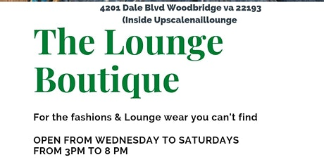 Upscale Sip & Shop (Lounge Experience) tickets