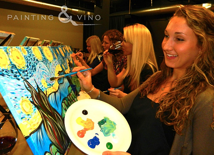 """Sip and Paint  -  """"Songbirds""""  Estancia La Jolla image"""