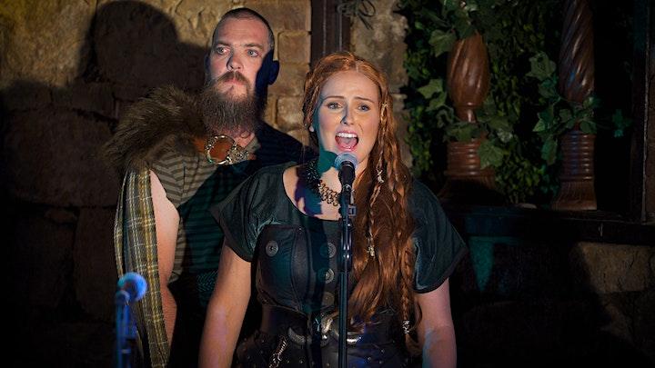 Boadicea: A Celtic Cabaret  @ The Basement Theatre, Twelfth Night image