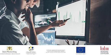 ZUSATZTERMIN: Data Preparation mit MS Power BI - Hochschule der Medien Tickets