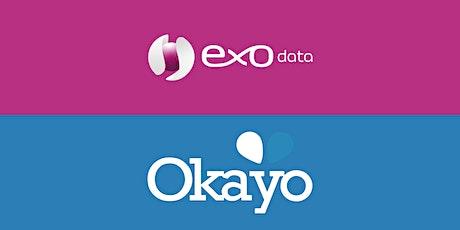 Ouverture des systèmes - Episode 3 - Webinar Series Okayo Exodata tickets