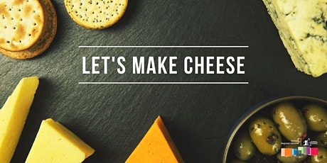 Let's Make Cheese tickets