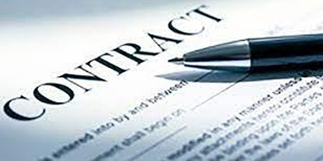 Wedding Contract Legals in a Post COVID World tickets