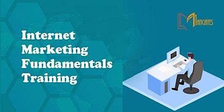 Internet Marketing Fundamentals 1DayVirtualLive Training in New Jersey, NJ tickets