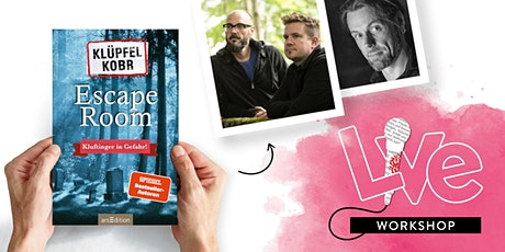 WORKSHOP: Online Escape Room - Kluftinger in Gefahr! Tickets