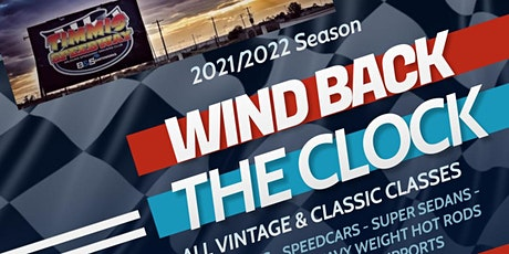 B&S Earthworks Timmis Speedway Wind Back The Clock. tickets