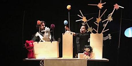 Pampol Teatre   DIVERSA (MENUTSBARRIS) Teatro Títe entradas