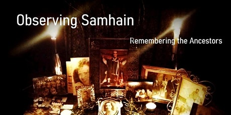 Observing Samhain: The Time of Ancestors tickets