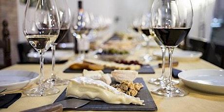 Visita i tast de formatges i vins a Xerigots entradas