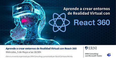 Aprende a crear entornos de Realidad Virtual con React 360 tickets