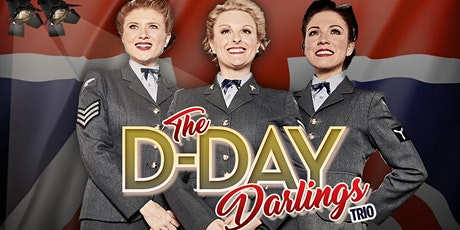 Festive Afternoon Tea with the D-Day Darlings (afternoon showing) tickets