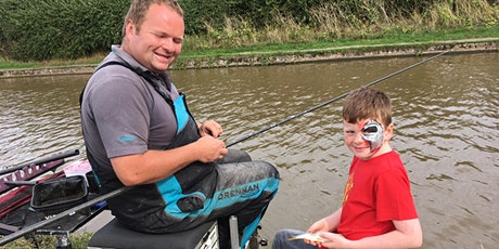 Free Let's Fish! - Northampton  - Learn to Fish session - tickets