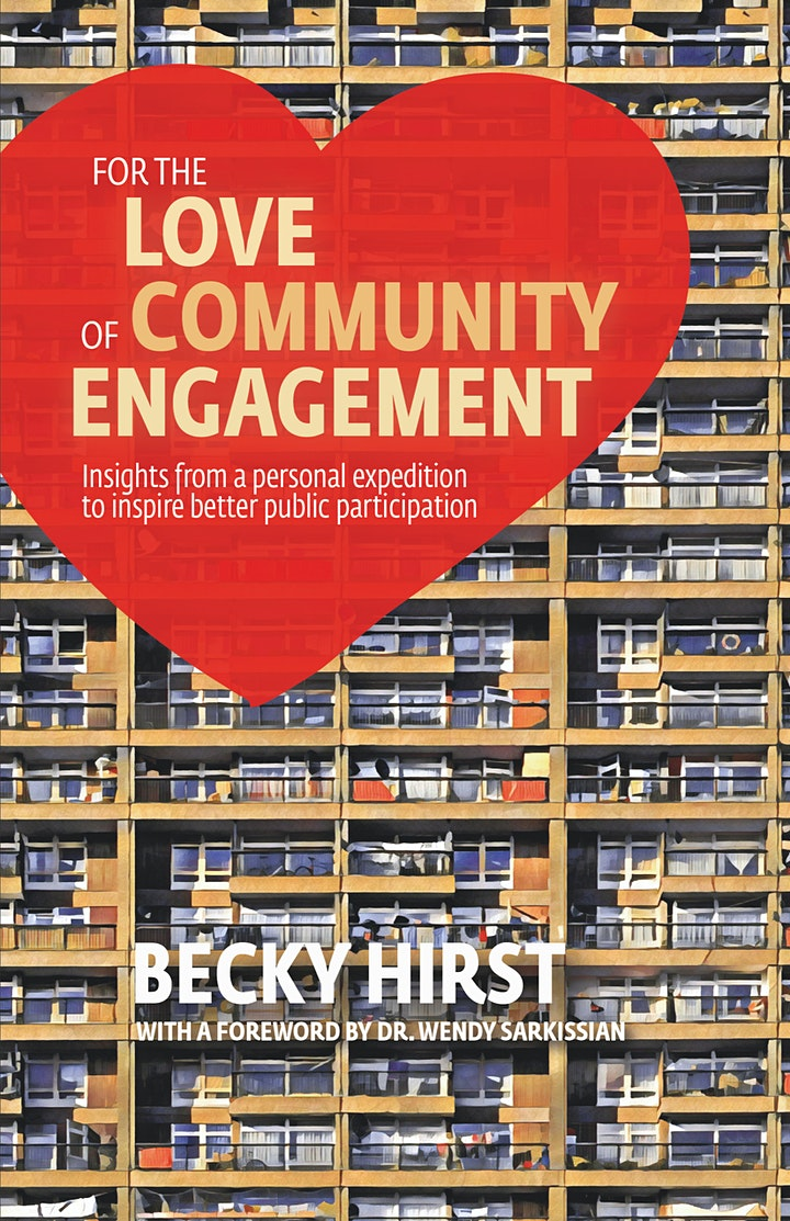 For the Love of Community Engagement: Industry Launch Q&A with the Author image