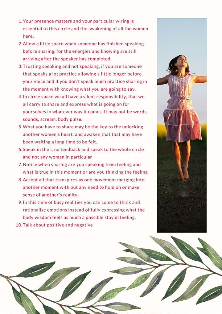 The Feminine Way - Authenticity image