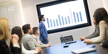 Data Visualization - Attractive Charts and Tables in Power Point tickets