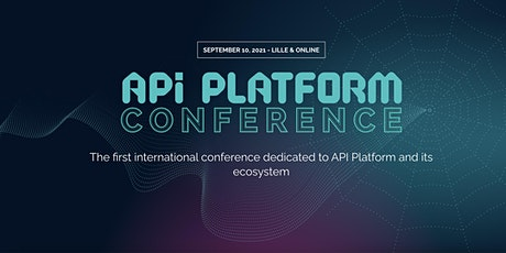 API Platform conference 2021 billets