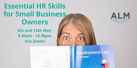 Essential HR for Small Business Owners tickets
